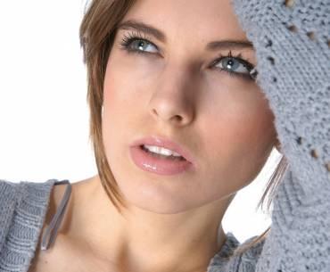 Efeito Gloss nos Lábios
