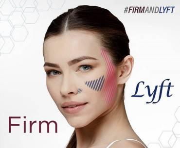 Um novo olhar sobre preenchimento facial: Firm and Lyft